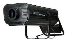 POURSUITE  SHOWTEC – DMX FOLLOWSPOT HMI-1200
